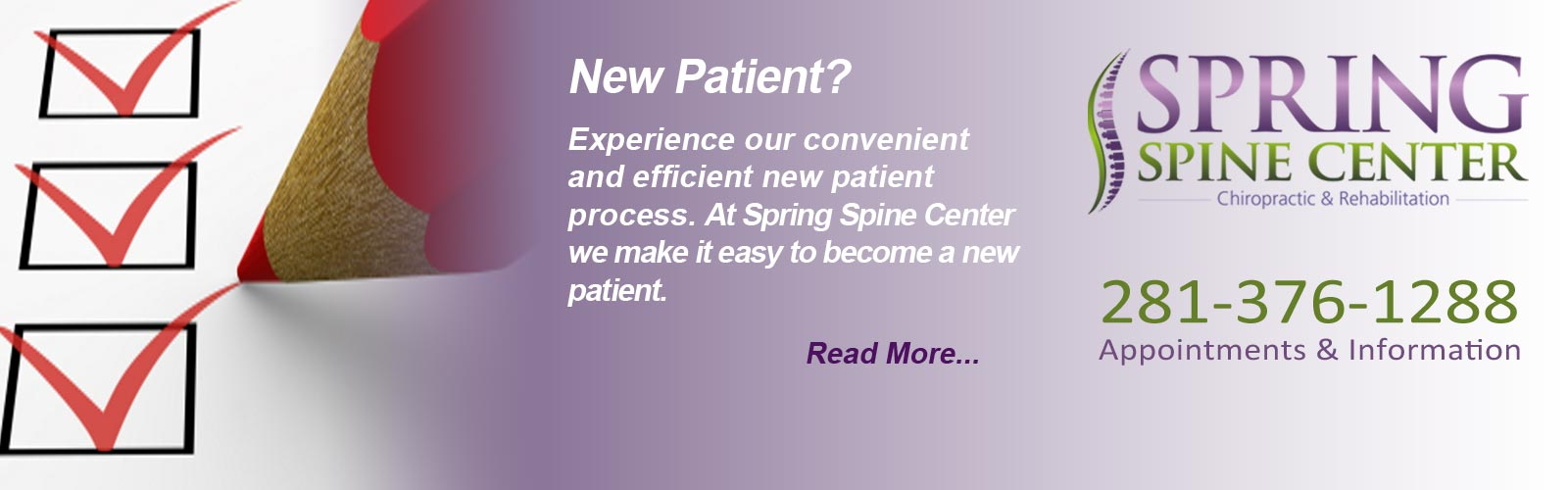 New Patient Information